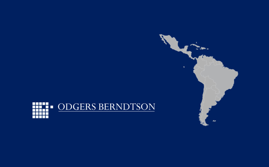 Odgers Berndtson launches in Southern Cone of Latin America