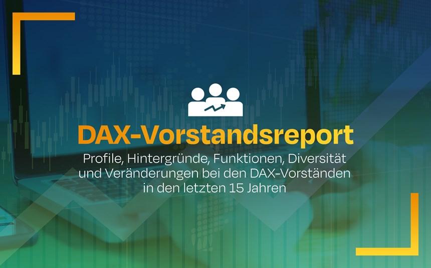 9. DAX-Vorstandsreport 2021: Anzeichen für mehr Vielfalt
