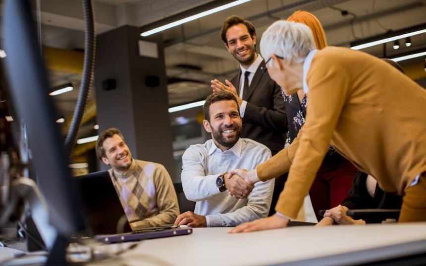 The Greying Talent Pool: Why you might be overlooking a valuable source of leadership talent