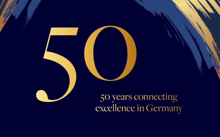 50 Jahre Odgers Berndtson in Deutschland