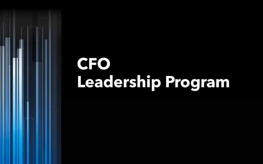 CFO Leadership Program