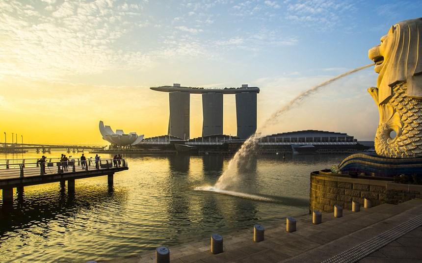 Mit dem Global Mobility Award in Singapur