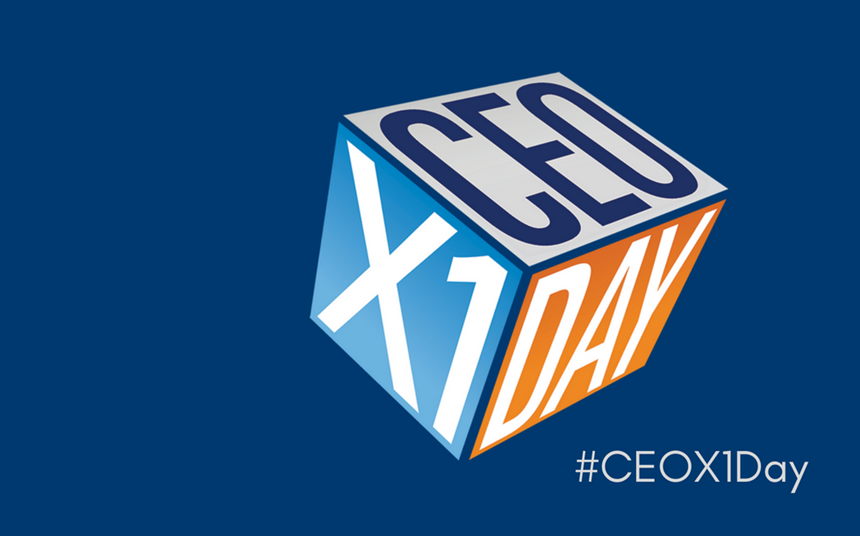 CEO for a Day finalist spends a day with Odgers Berndtson CEO