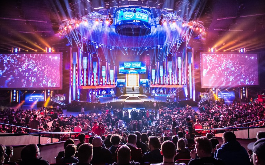 Odgers Berndtson hosts Esports industry event