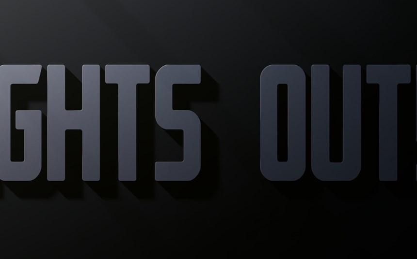 Manufacturing in the dark