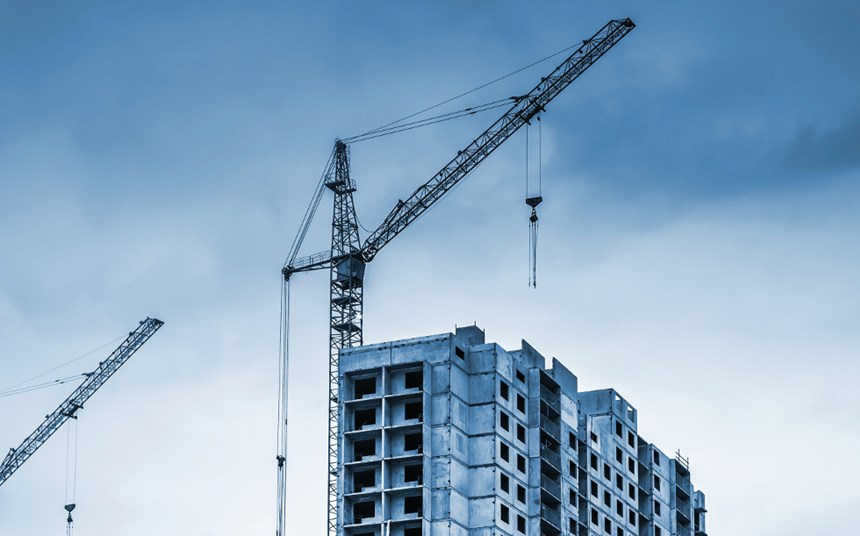 Is the construction industry due a complete re-build?