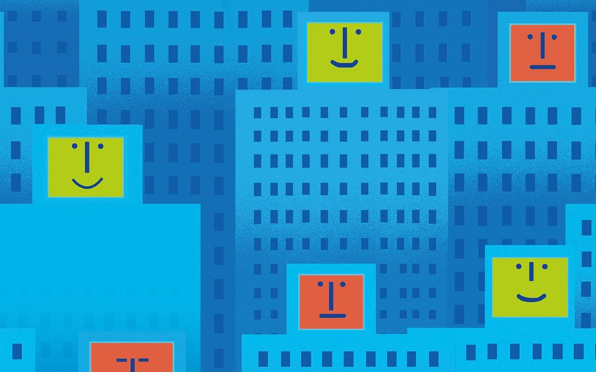 Meet eleven corporate well-being trend-setters