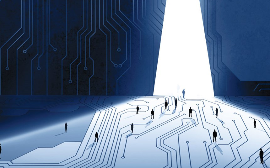 Getting the C-suite across the digital divide