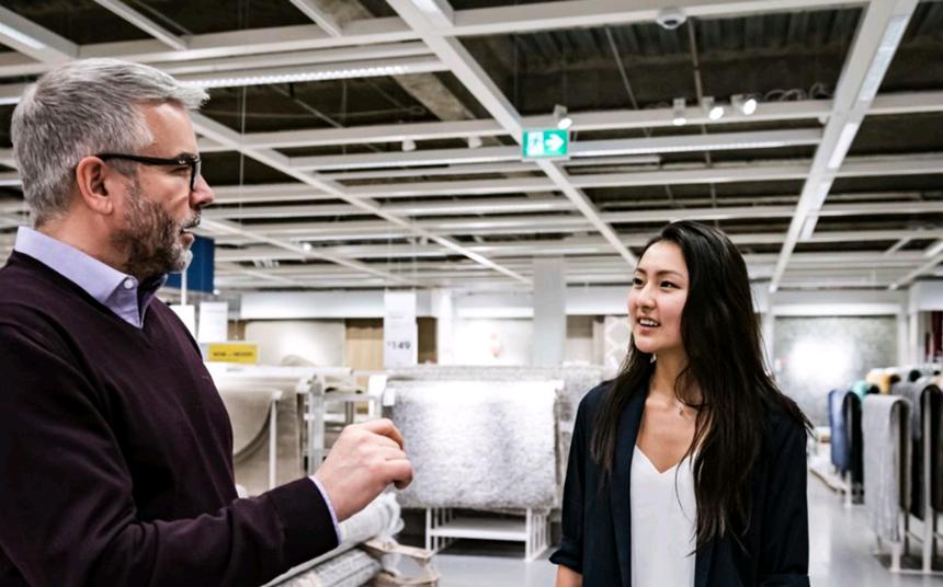 U of T student experiences IKEA Canada's team culture