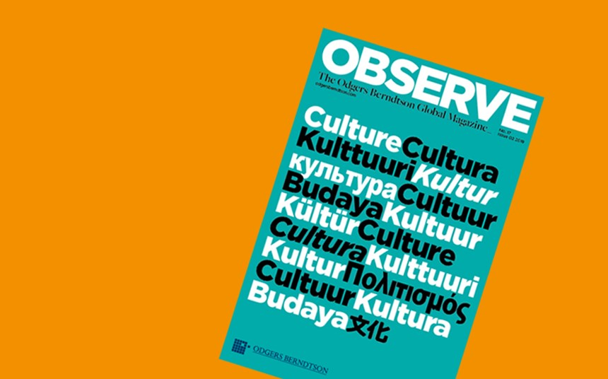 Welcome to OBSERVE Magazine Issue 17