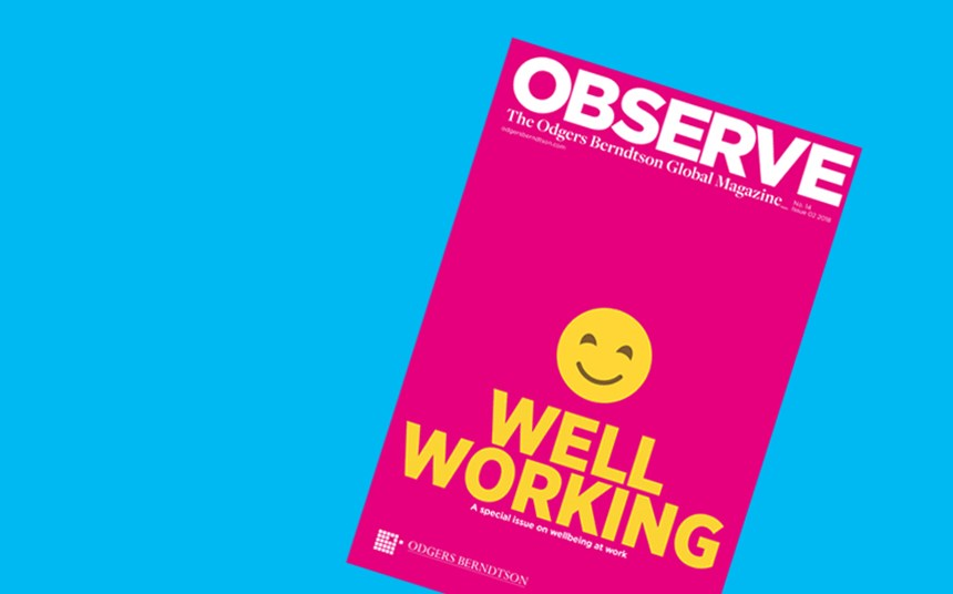 Welcome to OBSERVE Magazine Issue 14