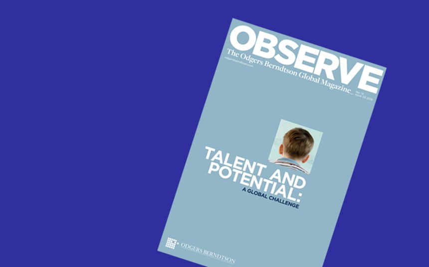 Welcome to OBSERVE Magazine Issue 15