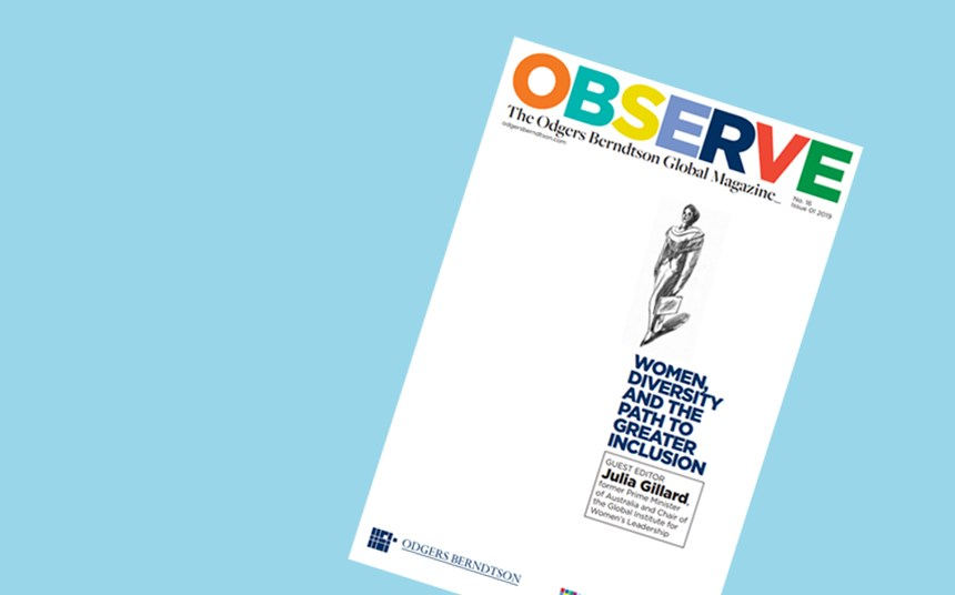 Welcome to OBSERVE Magazine Issue 16