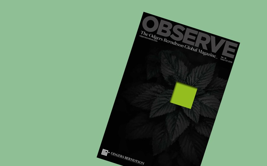 Welcome to OBSERVE Magazine Issue 18