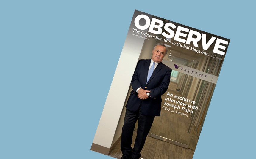 Welcome to OBSERVE Magazine Issue 9