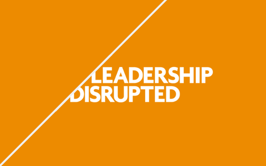 How seventy leaders of multi-nationals in the Asia-Pacific region are responding to disruption