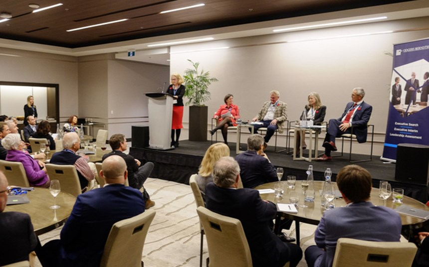 The Changing Role of the Board: Managing Risk in Times of Disruption