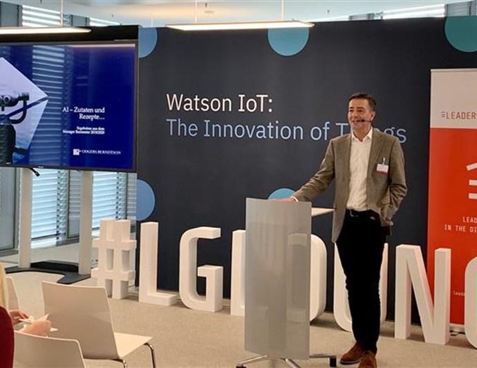 Markus Trost, LeadershipGarage | Odgers Berndtson