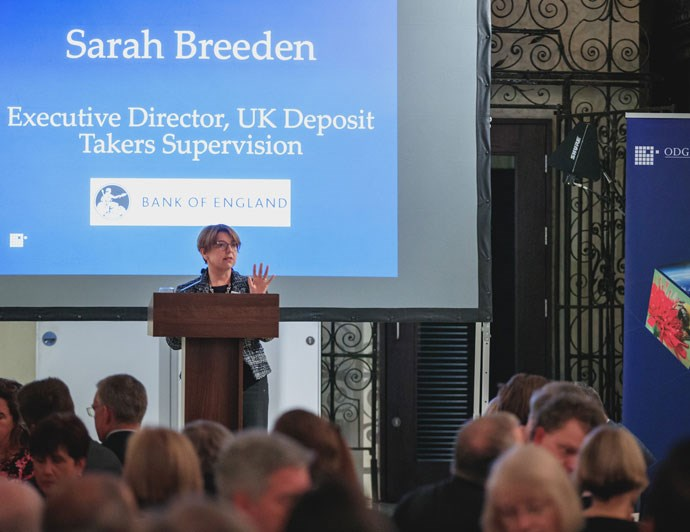 Sarah Breeden Odgers Berndtson Financial Services Dinner Speech