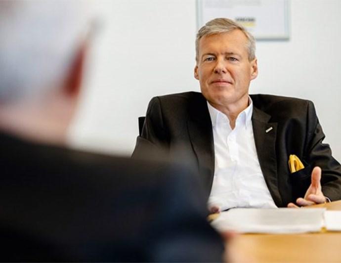 Hartmut Jenner im Interview | Odgers Berndtson