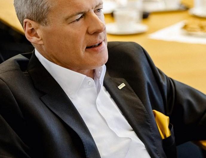 Harmut Jenner, CEO Kärcher | Odgers Berndtson