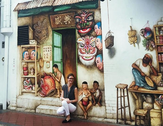 Regina Bock in Singapur, Sightseeing | Odgers Berndtson